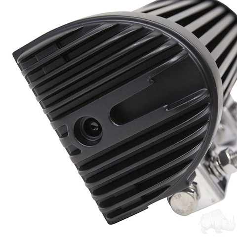 "RHOX 10.25"" Golf Cart LED Utility Light Bar - 12-24V (36 Watt / 2,700 Lumens, Fits All Carts)"