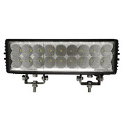 "RHOX 11"" Golf Cart LED Utility Light Bar - 12V-24V (54 Watt / 4,050 Lumens, Fits All Carts)"