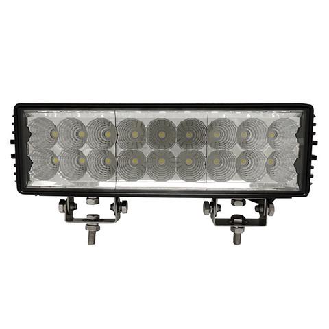 """RHOX 11"""" Golf Cart LED Utility Light Bar - 12V-24V (54 Watt / 4,050 Lumens, Fits All Carts)"""