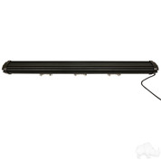"RHOX 33"" Golf Cart LED Utility Light Bar - 12-24V /(72 Watt / 5,400 Lumens, Fits All Carts)"