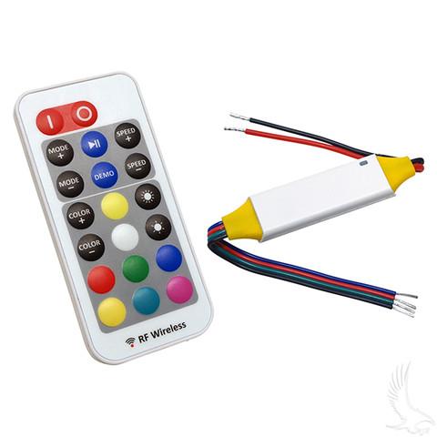 LED Remote Controller, Multi Color Flexi Tape