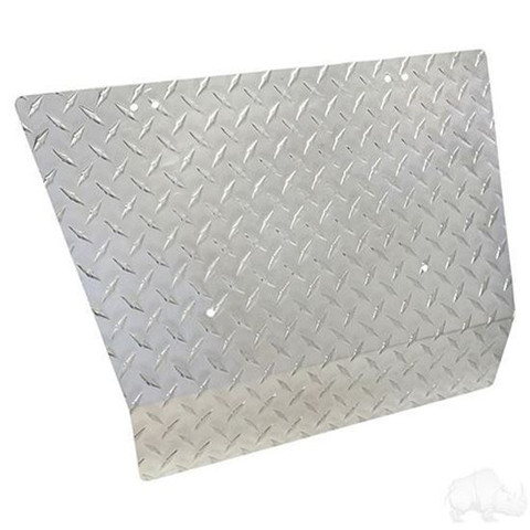 EZGO Marathon/ TXT Diamond Plate Front Shield (Fits ALL 1989+)