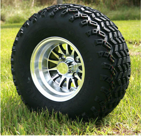 10 Quot Medusa Golf Cart Wheels And 22x11 10 Golf Cart Tires