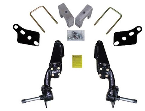 """Jakes 6"""" Club Car Carryall/ DS Spindle Lift Kit - (1981 & Up w/ 4-wheel brakes)"""