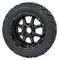 "14"" STALKER Wheels and 23x10-14"" DOT All Terrain Tires"