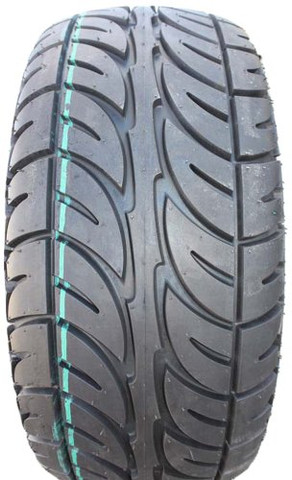 EFX Fusion ST 6-Ply DOT 23x9.5-R12 Radial Street Golf Cart Tire