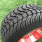 ARISUN 205/50-10 Low Profile DOT Golf Cart Tires