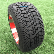 ARISUN 205/50-10 Low Profile DOT Golf Cart Tires