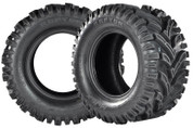 MJFX 20x10-10 Raptor Mud Golf Cart Tires