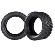 "MJFX TIMBERWOLF 22x10-14"" DOT ALL TERRAIN Golf Cart Tires - Set of 4"