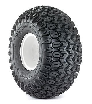 "Carlisle 22.5x10.00-8"" Utility Cart Tires (For John Deere Gator, etc.)"
