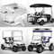 EZGO TXT TITAN Body Kit - White