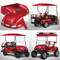 EZGO TXT TITAN Body Kit - Red