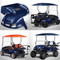 EZGO TXT TITAN Body Kit - Navy Blue