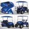 EZGO TXT TITAN Body Kit - Blue