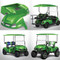 EZGO TXT TITAN Body Kit - Lime Green