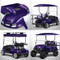EZGO TXT TITAN Body Kit - Purple