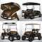 EZGO TXT TITAN Body Kit - Bronze