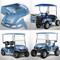 EZGO TXT TITAN Body Kit - Sky Blue