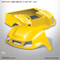 EZGO TXT TITAN Body Kit - Yellow
