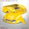 EZGO TXT TITAN Body Kit - Yellow