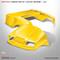 Club Car Precedent PHANTOM Body Kit - Yellow