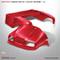 Club Car Precedent PHANTOM Body Kit - Red