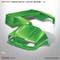 Club Car Precedent PHANTOM Body Kit - Lime