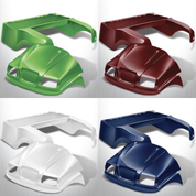 Club Car Precedent PHANTOM Body Kit (Choose your Color!)