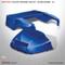 "Club Car Precedent ""Factory Style"" Body Kit by DoubleTake - Blue"
