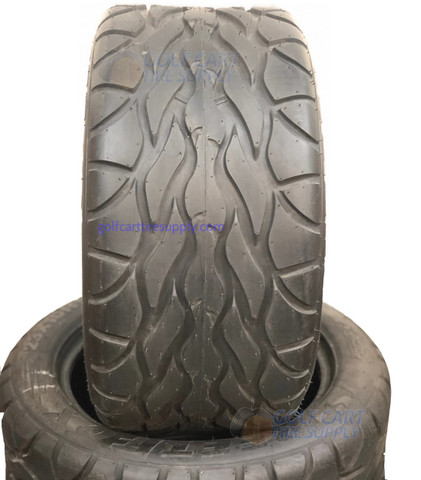 "EXCEL Street Fox 23x10R-14"" Radial DOT Golf Cart Tires - Set of 4"