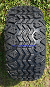 "SLASHER 22x11-10"" XT Trail DOT All Terrain Golf Cart Tires"