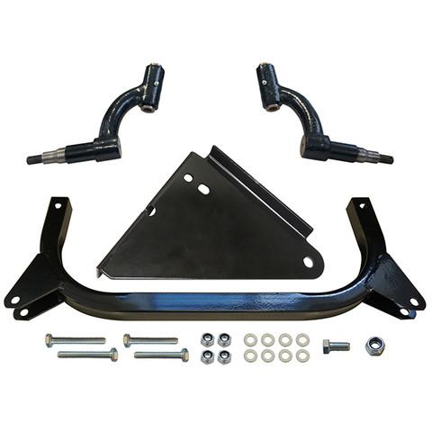 """6"""" Yamaha G22 RHOX Drop Spindle Golf Cart Lift Kit (Gas & Electric)"""