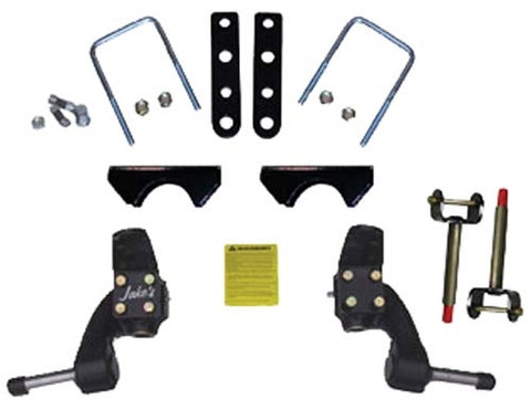 Jake's 6 inch Club Car Precedent Drop Spindle Lift Kit (2004+)