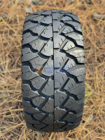"STINGER 22x10.5-12"" DOT All Terrain Golf Cart Tires"