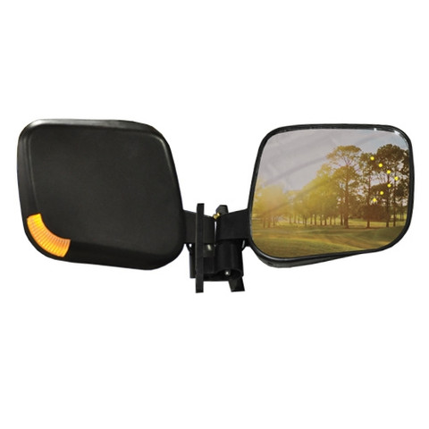 MadJax LED Turn Signal Side Mirror - Set of 2