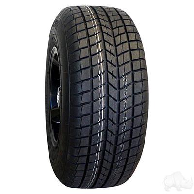 "RHOX RoadHawk 205/55R-10"" Radial DOT Golf Cart Tires"