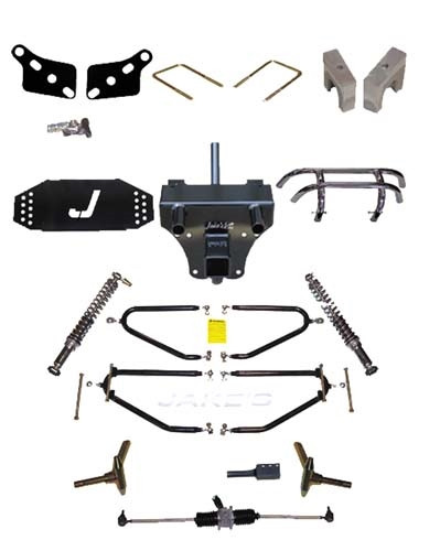 Jakes Long Travel Lift Kit For Club Car Ds 1981 2003 4 To 8