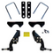 """Jakes 3"""" Club Car DS Spindle Lift Kit - (2003.5 & Up w/ plastic dust covers)"""