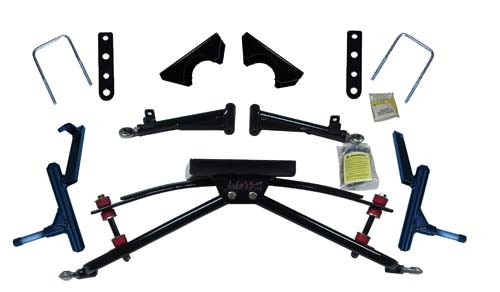 Jakes Club Car Ds 4 Double A Arm Lift Kit Golf Cart Tire Supply