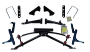 "JAKES 4"" Club Car DS Double A-Arm Lift Kit - 1982-2004.5 Electric, 1997-2004.5 Gas"