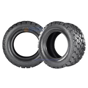 "22x10-12"" TRAIL FOX DOT All Terrain Golf Cart Tires"