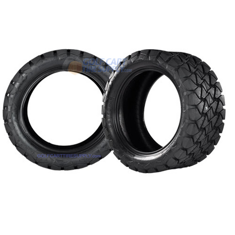 "22x10-14"" TRAIL FOX DOT All Terrain Golf Cart Tires"