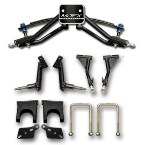 """Madjax Club Car Precedent 3.5"""" Double A-Arm Lift Kit (Fits 2004-Up)"""
