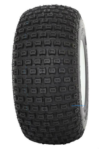 "Slasher Knobby 18x9.5-8"" Scorpion Golf Cart Tires"