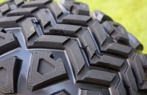 """Excel ATX Trail 20x10-12"""" DOT All Terrain Golf Cart Tires"""