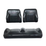 EZGO TXT Black Suite Seats (Fits 1994.5-2013)