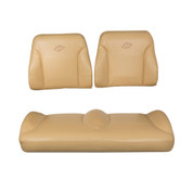 EZGO RXV Tan Suite Seats (Fits 2008-2015)