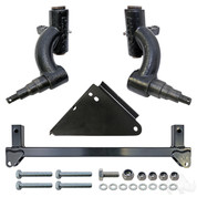 "3"" Yamaha G22 RHOX Drop Spindle Golf Cart Lift Kit (Gas & Electric)"