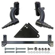 """3"""" Yamaha G22 RHOX Drop Spindle Golf Cart Lift Kit (Gas & Electric)"""